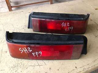 Tail lamp ef9 sh3