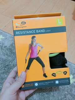 Champion Resistance Band