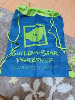 Drawstring Bag from Downtown Disney