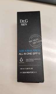 Dr.G Men Aqua Balance All in One SPF 15