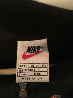 Vintage Nike Polo - UK made.