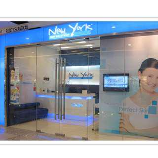New York Skin Solutions [JB] Facial Package: RM 2400