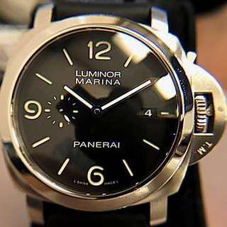 100% Authentic Full set 2009/2010 Original Panerai PAM312 L series  (PAM312L) No. 243 out of 2500。sandwich dial.