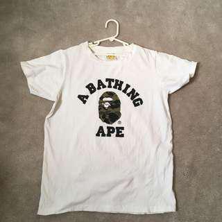Bathing Ape Tshirt
