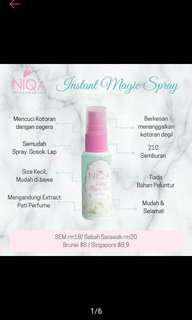 NiQa Spray