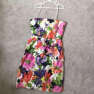 J CREW Floral Dress