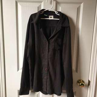 DKNY Classic Suede Shirt