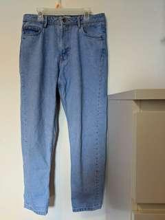 Zara Mom Jeans (Size US 6)