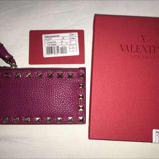 BRAND NEW - Valentino Rockstud Coin Purse