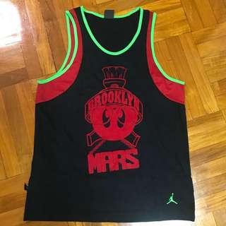 Michael Jordan jumpman Nike vest tank top