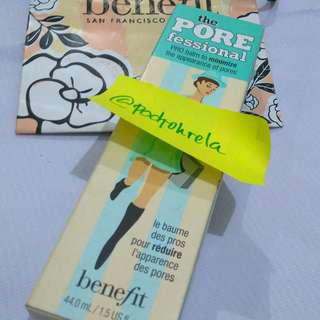 NEW Benefit Porefessional size 44ml