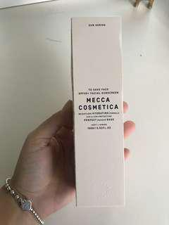 Mecca to Save Face SPF 30