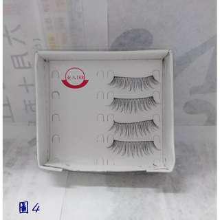 假睫毛 眼睫毛 剩2對 (圖4) /美容 丙級檢定 考試