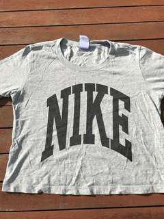 Nike cropped top