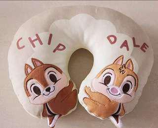 Chip n Dale 旅行勁枕