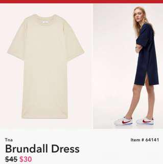 Aritzia TNA Brundall Dress