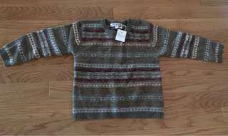 NEW Bonpoint Cozy Toddler Sweater (Size 2Y)