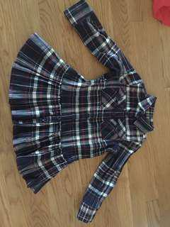 Ralph Lauren Cozy Dress Toddler Size 2Y