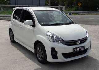 Perodua Myvi Se 1.5 Auto Sambung Bayar