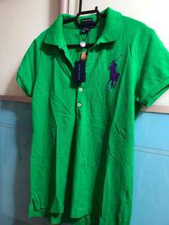 BNWT ~ Ralph Lauren polo T-shirt for ladies