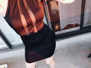 Fashion Nova Black Body Con Dress