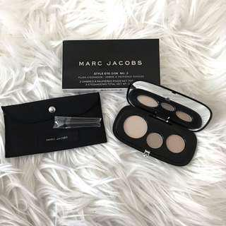 Marc Jacobs 3 eyeshadow palette in No.3