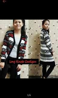 Hinata long sweater