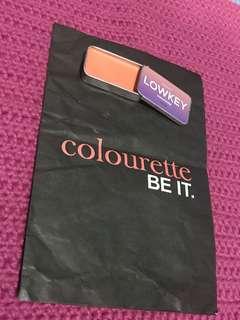 Colourette coloursnaps lowkey