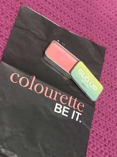 Colourette coloursnap glo up