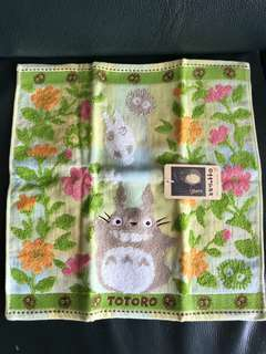龍貓 face towel 33x35cm