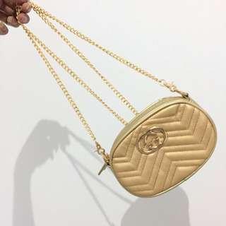 New Gucci Sling Bag or Bag Belt (Not Original)