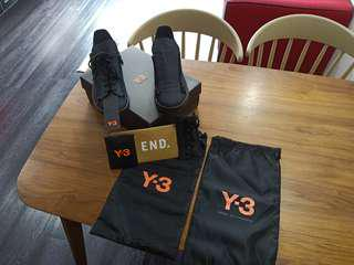 Y-3 Yojhi Yamamoto Stan Zip