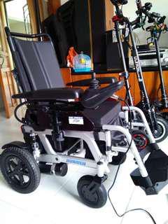 Runner Power Wheelchair