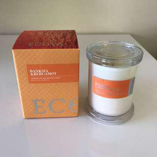 Ecoya Banksia & Bergamot Candle 50g