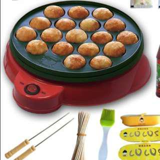 New Takoyaki maker