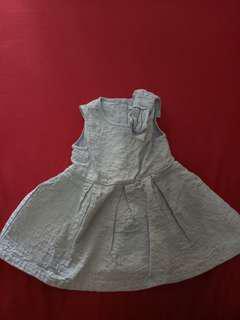 Prelove babay girl dress