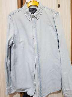 Topman Denim Shirt