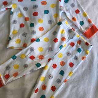 Mothercare Pajama Set