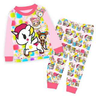 🚚 Tokidoki Pyjamas set
