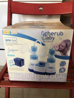 Used Cherub Breast Pump