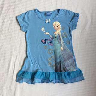 Disney Elsa Dress Size Small