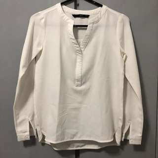 Forme offwhite long sleeves