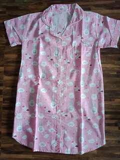 Dress piyama pink