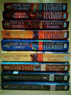 Sookie Stockhouse Book Series