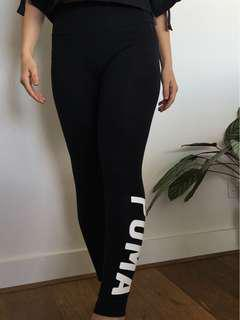 Puma black leggings - brand new