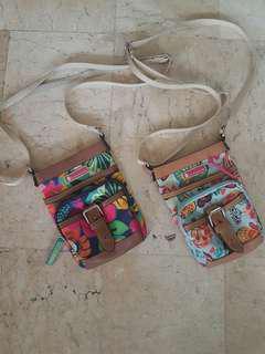 Teens sling bag (bundle)