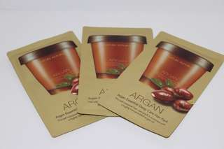 NATURE REPUBLIC Argan Essential Deep Care Hair Pack 15ml ( sachet )