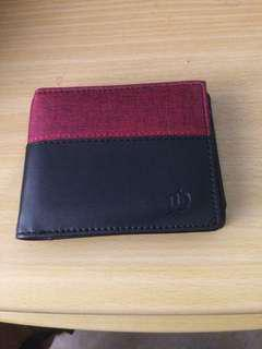 Authentic Options Bifold Wallet With Coin Pouch