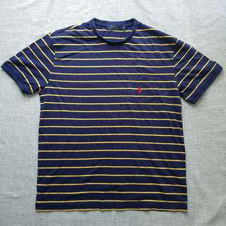 Polo Ralph Lauren 男裝短袖圓領Tee S,M,L碼