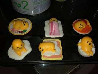 蛋黃哥 扭蛋 盒蛋 全套6款